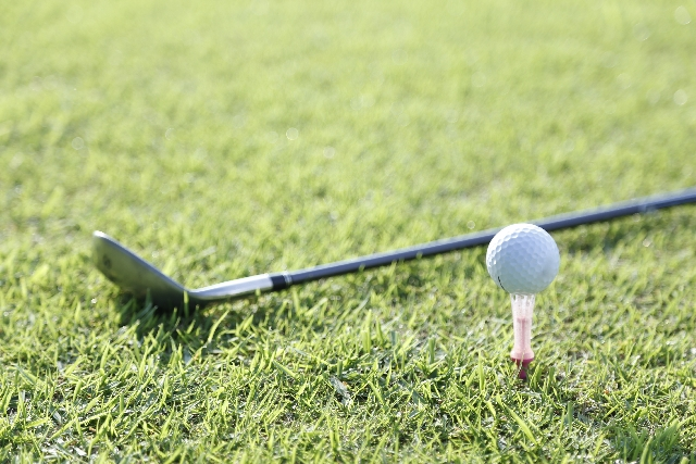 ゴルフ接待